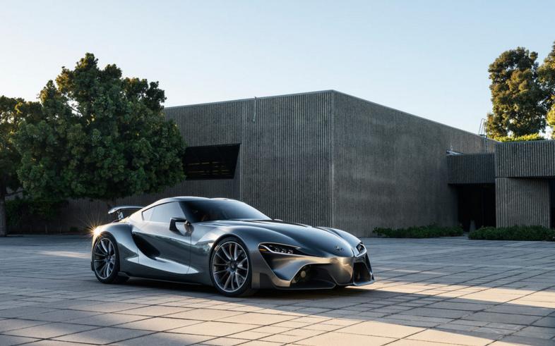 Toyota Supra ya está en fase de pruebas