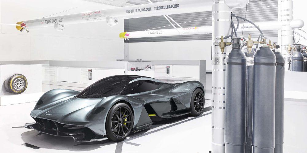 Aston Martin – Red Bull Hiperauto, será un V12 de Cosworth