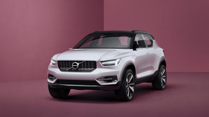 Volvo XC40 será una realidad el próximo año
