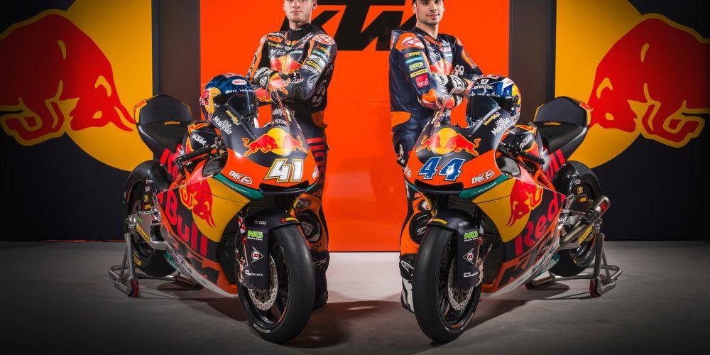 MotoGP: KTM, mas 'Ready to Race' que nunca