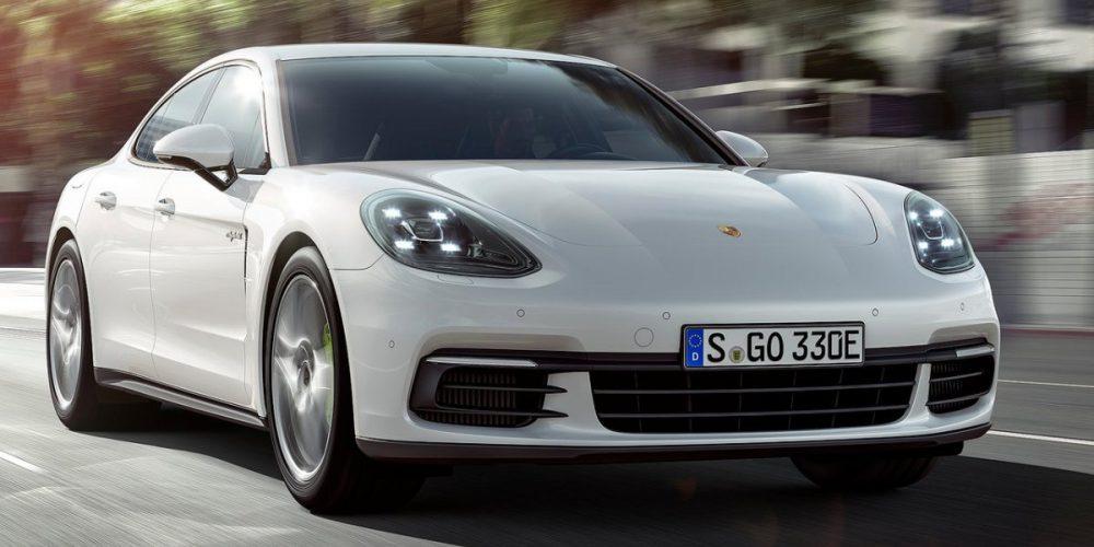 Auto Show de Ginebra 2017: Porsche Panamera Turbo S E-Hybrid