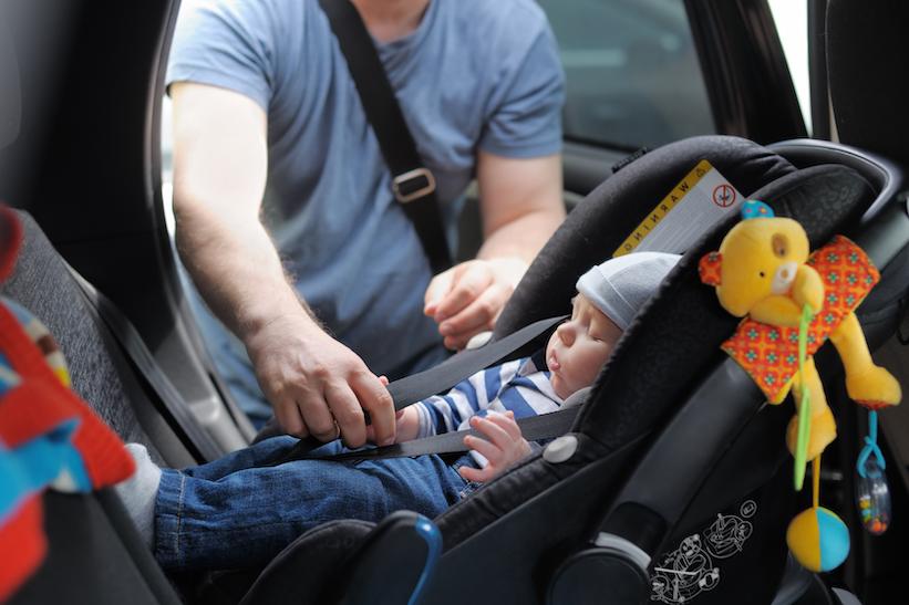 LATCH o ISOFIX, ¿qué sistema de retención infantil te conviene?