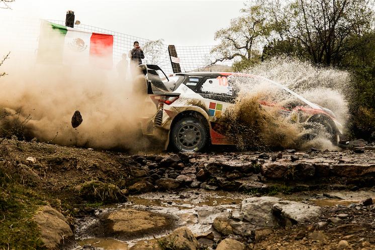 Toyota WRC 2017 6