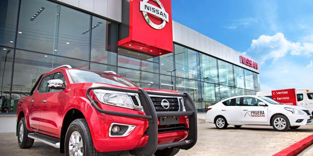 Nueva concepto de agencia Nissan 3