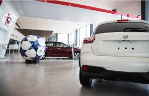 Nueva concepto de agencia Nissan 5