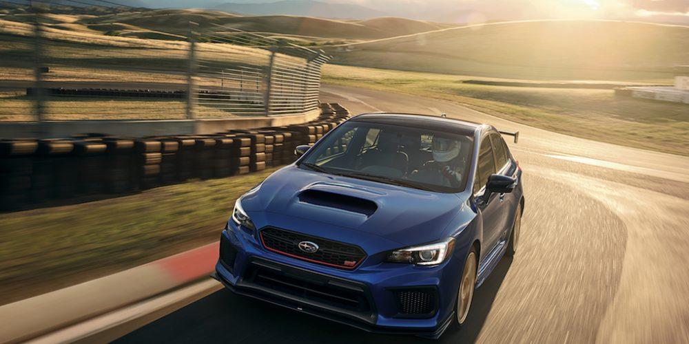 Subaru introduce ediciones limitadas del WRX STI TYPE RA y BRZ tS