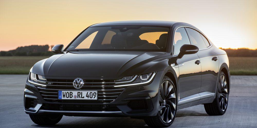 Volkswagen presenta en Hannover el nuevo Arteon