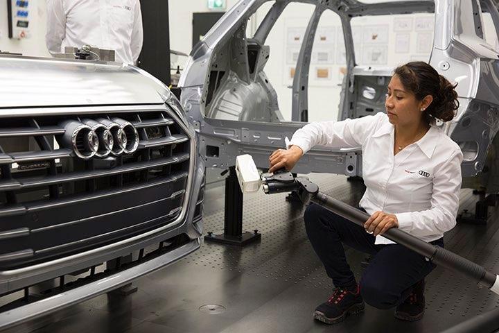 Audi México brinda programa integral de salud para sus colaboradoras