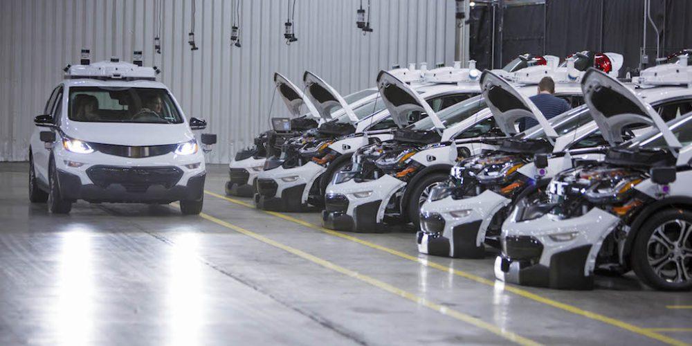 Avanza GM hacia el vehículo conectado