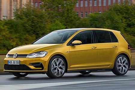Volkswagen Golf 1.0L TSI, nos sorprendería en México