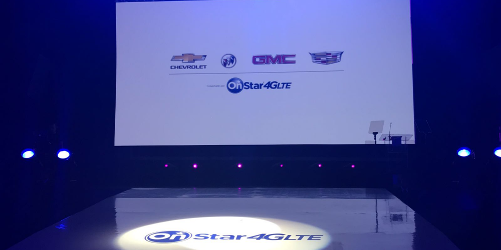 OnStar 4G LTE: el futuro de la conectividad llega con General Motors, #WifiEnTuCoche