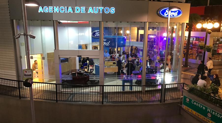 Ford abre sus puertas en KidZania Cuicuilco