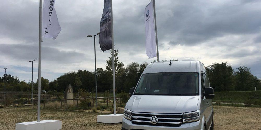 El nuevo Crafter: VW reinventa las dimensiones