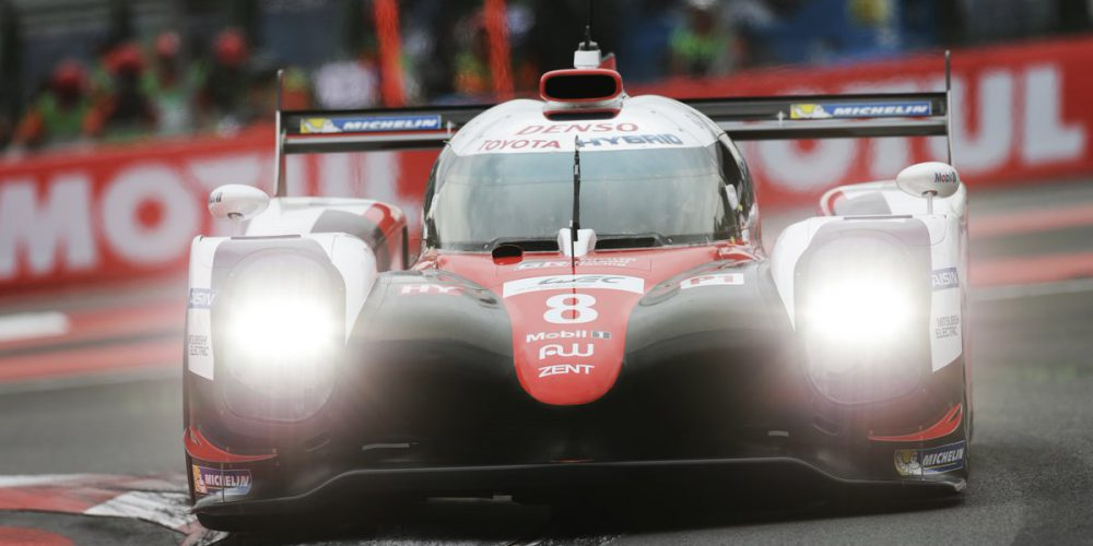 Toyota Gazoo Racing sorprende previo a la calificación del WEC en México