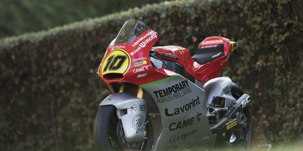 MV Agusta podría volver a MotoGP