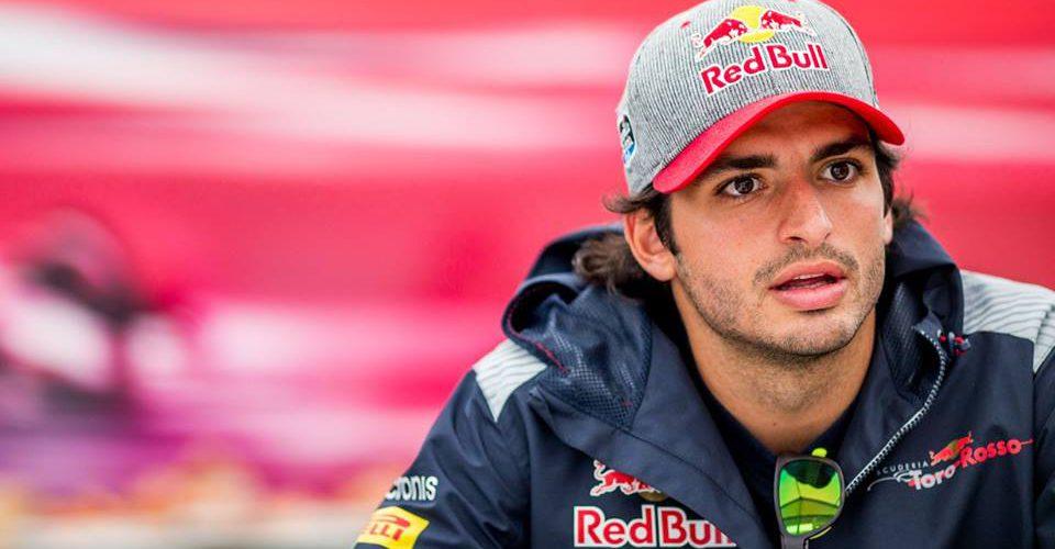 Carlos Sainz debutará con Renault en el Gran Premio de los Estados Unidos
