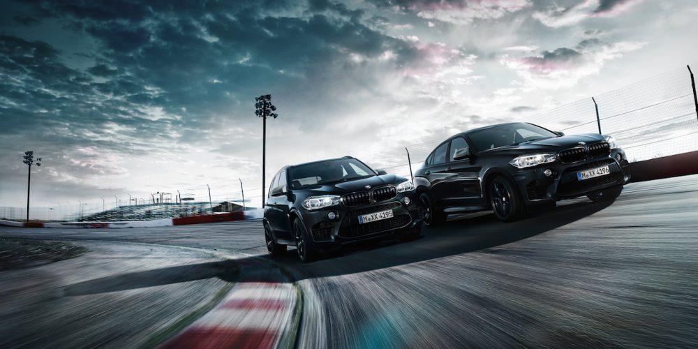 BMW X5 M y BMW X6 M Edition Black Fire para México