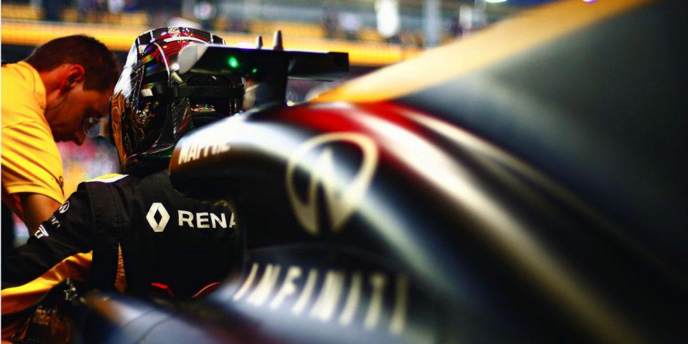 INFINITI F1, ¿Por qué es importante el traje de los pilotos?