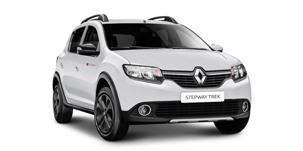 Renault introduce una serie Limitada del Stepway llamada Trek