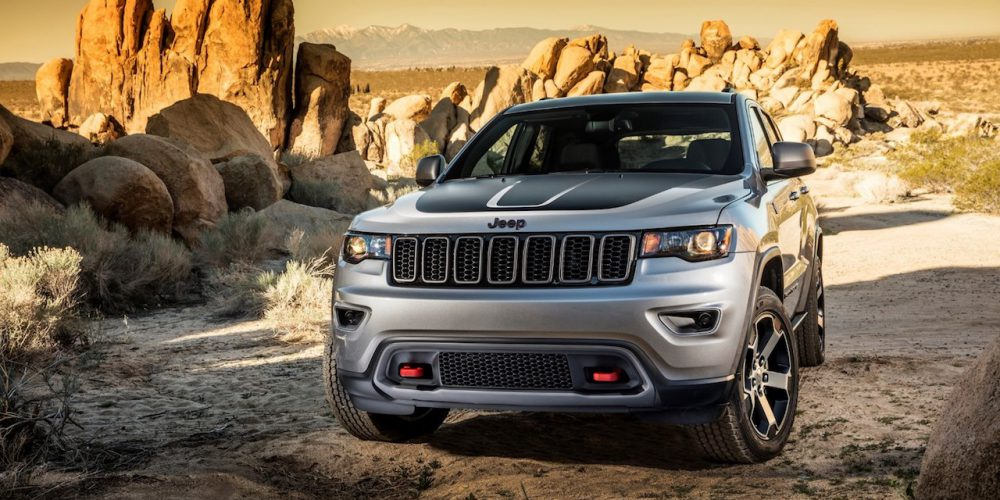 Jeep Grand Cherokee Trailhawk 2018 ya en México