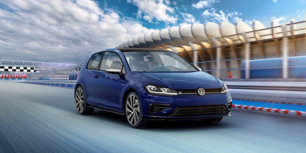 Nuevo Volkswagen Golf R, 290 hp y tracción a las cuatro ruedas