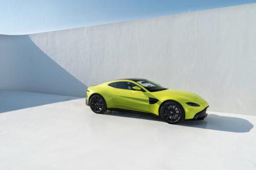 Aston Martin V8 Vantage 2018, adiós al V12