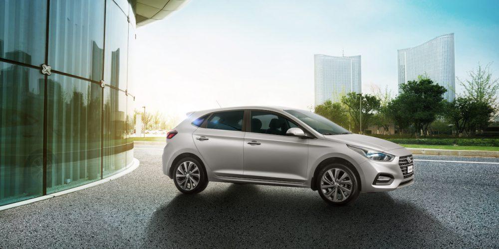 Hyundai lanza el Accent Hatchback al mercado mexicano