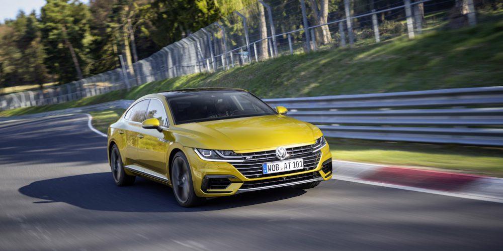 El VW Arteon Gran turismo se lleva el Premio Volante de Oro 2017