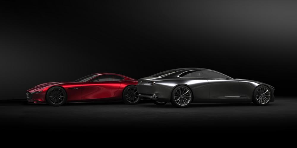 Mazda se define hacia el 2018