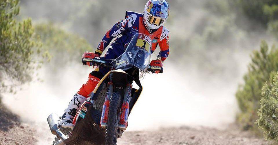 ¿Qué moto ganará el Dakar 2018?