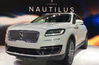 Nautilus es la nueva generación Lincoln, cambio de nombre, tecnología e interiores. En 2018 disponible en Mexico.