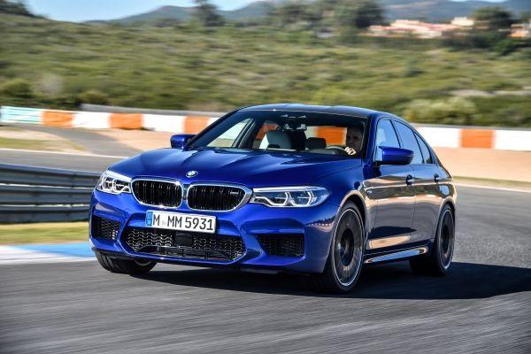 Autoshow de Los Ángeles 2017, BMW M5 y sus 600 hp