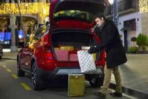 Regalos de Navidad para el auto