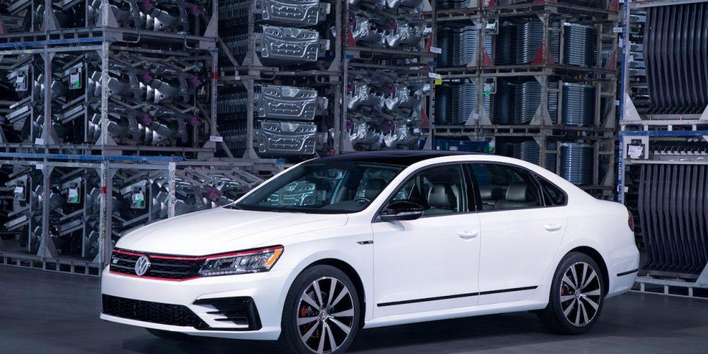 Autoshow de Detroit 2018, Volkswagen presenta el Passat GT