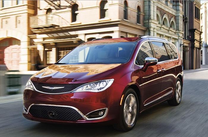 Chrysler Pacifica, de las mejores en Estados Unidos