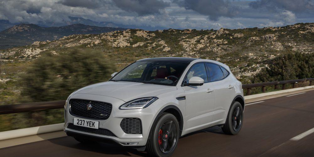 Jaguar E-PACE 2018, prueba de manejo internacional