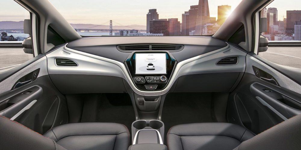 No hay volante ni pedales… así es el nuevo Cruise AV de General Motors