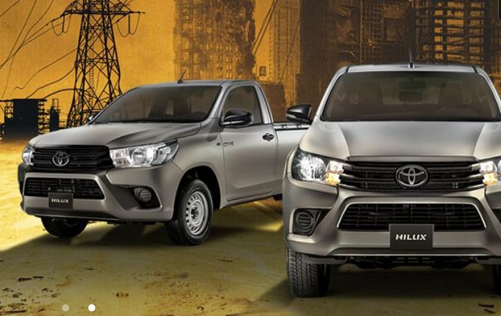 Los 5 más vendidos de Toyota en 2017
