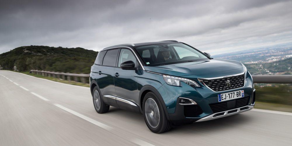 Gama 2018-2019 SUV Peugeot en México, renovada 2008 y la nueva 5008