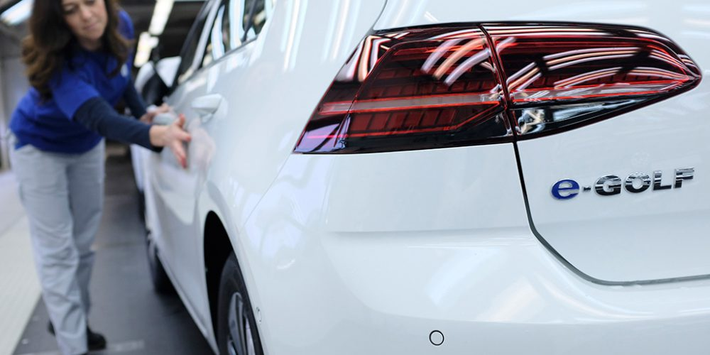 Volkswagen rompe un récord, produce seis millones de autos en un año