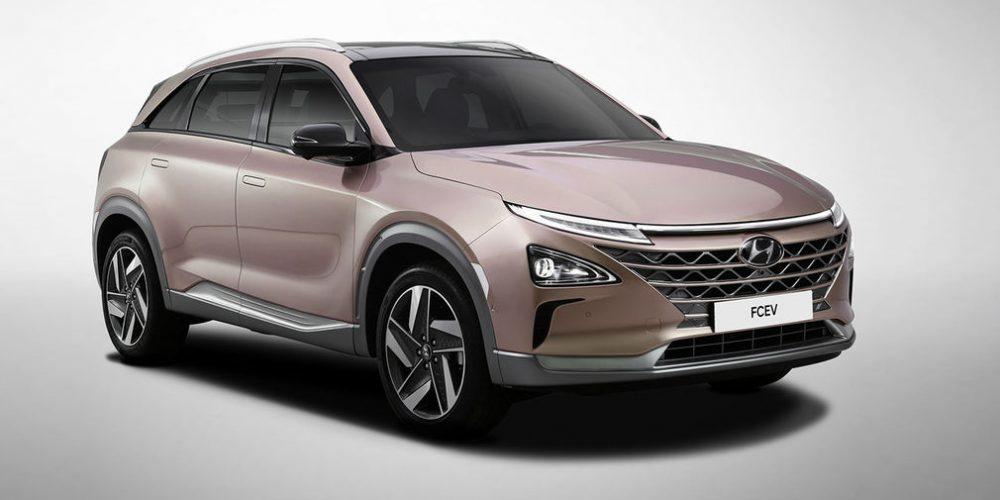 Hyundai presenta un vehículo autónomo FCEV en el CES de Las Vegas