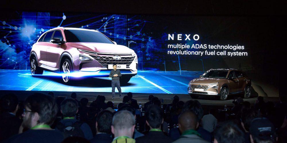 Hyundai Nexo, la conducción autónoma en un vehículo ecológico