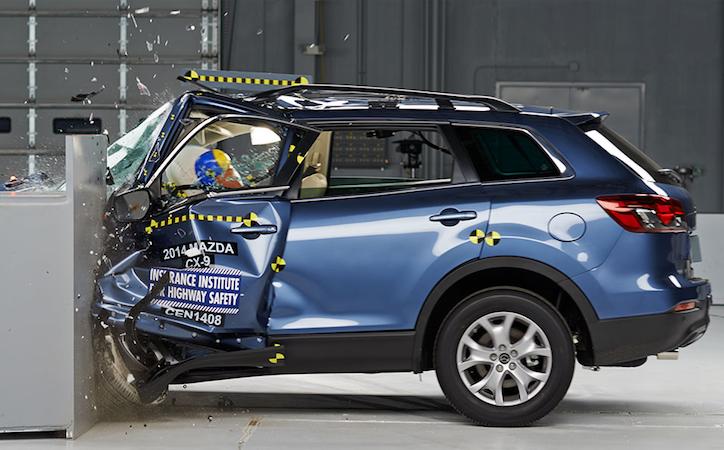 Los autos más seguros del 2018
