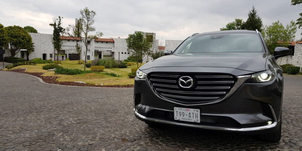 Refinamiento Mazda: CX9 Signature