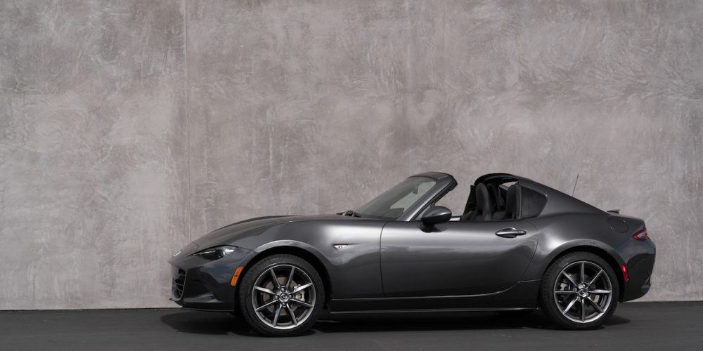 Autoshow de Chicago 2018, Mazda MX5 RF con actualizaciones interesantes