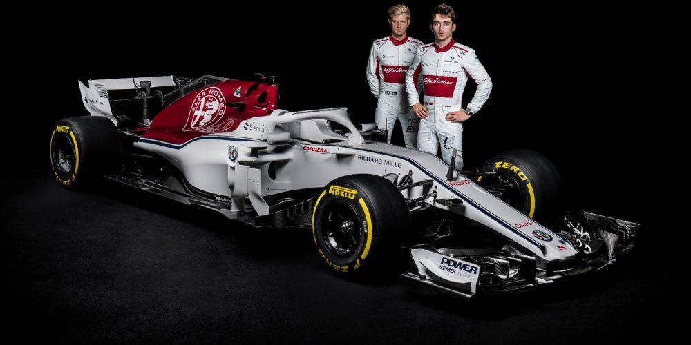 Así lucirá Alfa Romeo en su regreso a la Fórmula 1
