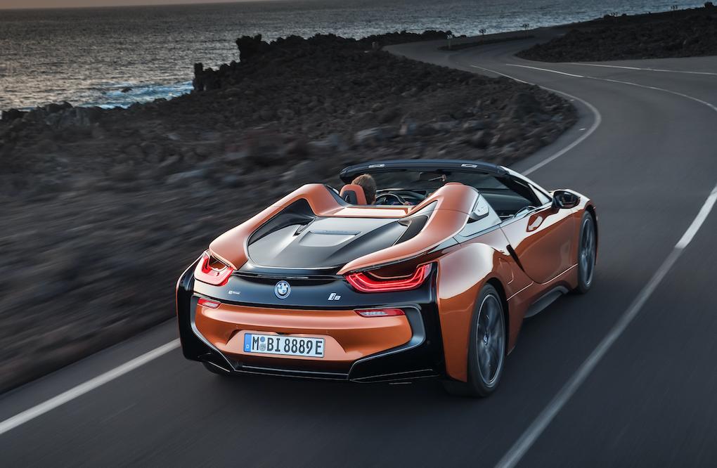 BMW I8 Roadster-1