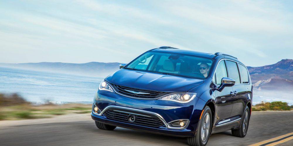 Chrysler Pacifica Híbrida se lleva otro gran reconocimiento
