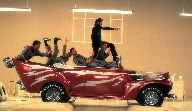 Romance sobre ruedas, 6 autos de películas románticas