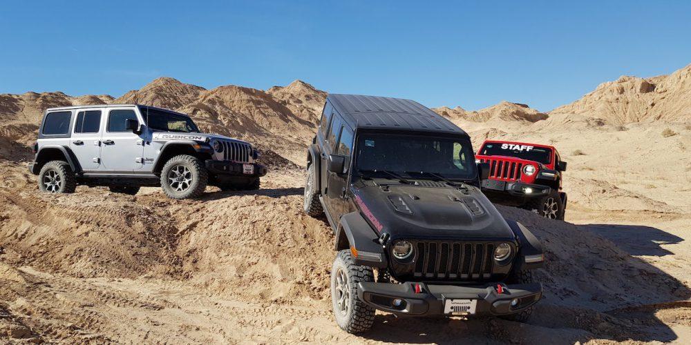 Jeep Wrangler 2018, ya lo manejamos en México